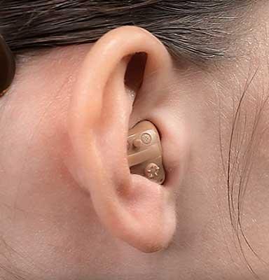 half hearing aids
